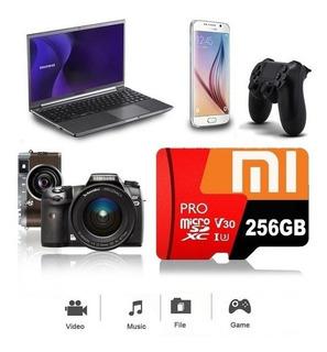 Cartão De Memória Micro Sd Xiaomi 256gb