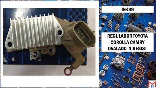 Regulador Toyota Corolla Camry Ovalado  N.res Transpo In439