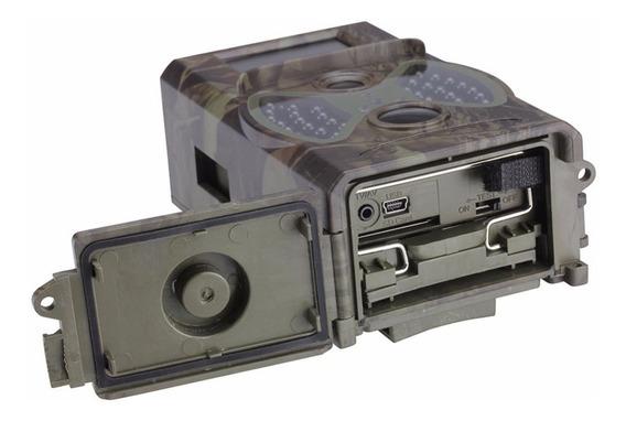 Câmera De Trilha Com Visor Lcd Hc 300 Suntek 12mp 1080pixel