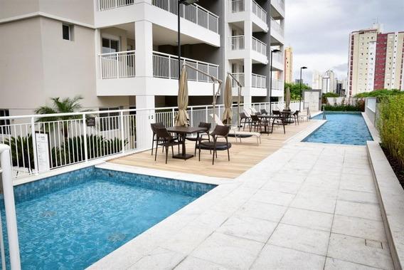 Apartamento Em Tatuapé, São Paulo/sp De 67m² 2 Quartos À Venda Por R$ 689.000,00 - Ap363385
