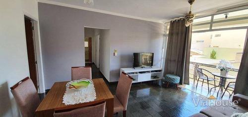 Apartamento Com 3 Dormitórios À Venda, 89 M² Por R$ 270.000,00 - Vila Seixas - Ribeirão Preto/sp - Ap5200