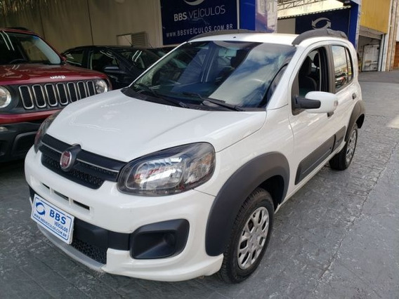 Fiat Uno Way 1.0 Flex, Sem Garantia, Pzw6042