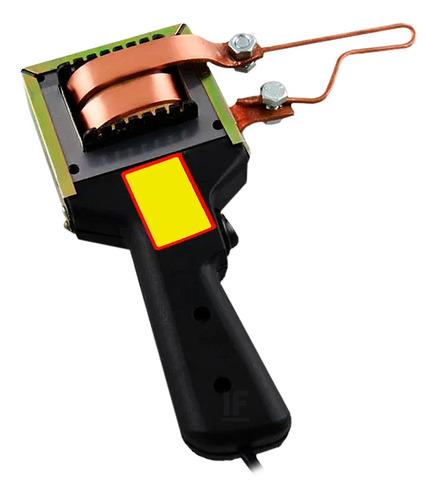 Ferro Solda Pistola Estanho Profissional 550w 110v