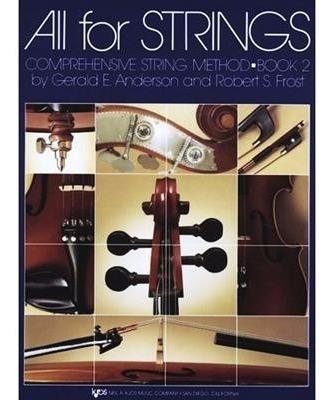 Metodo Para Cello All For Strings Vol 2