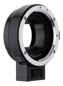Adaptador Eletrônico Lente Canon Ef Para Mft M4/3 Gh4 Gh5