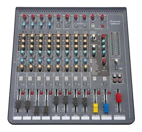 Mesa Studio Master C6xs-12