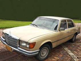 Mercedes Benz Clase S 2.8