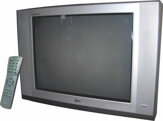 Tv Lg Tela Plana Em Perfeito Estado De Conservação