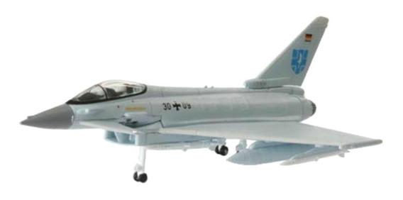 Miniatura Avião Eurofighter Typhoon Easykit Revell 1/100