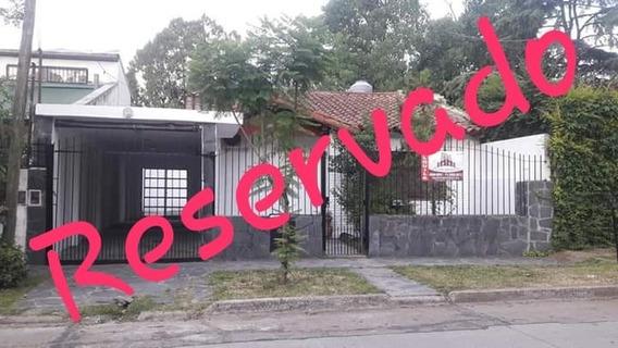 Alquiler Casa 3 Ambientes Patio Y Cochera