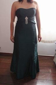 Vestido Longo De Festa (casamento/formartura/etc)