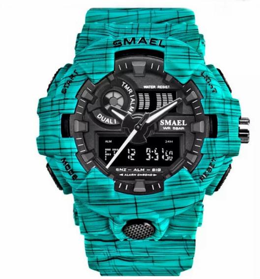 Relógio Smael Original Prova D