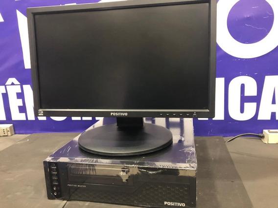 Desktop Positivo Master D480 Core I5 Mem. 8gb, Hd 500gb Usad