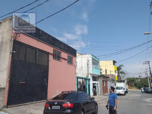 Imagem 1 de 3 de Galpão/pavilhão A Venda No Bairro Parque Piratininga Em - 2866-1