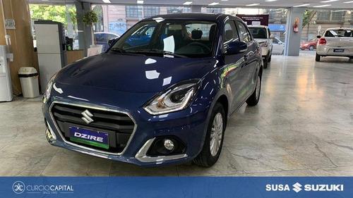 Suzuki Dzire Glx 2021 Azul 0km