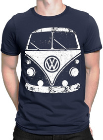 Camiseta Kombi Rat Look Air Cooled Corujinha Vw Perua Fusca