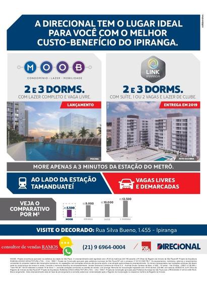 Apartamentos 2,3 Quartos / 1,2 Vagas De Garagem