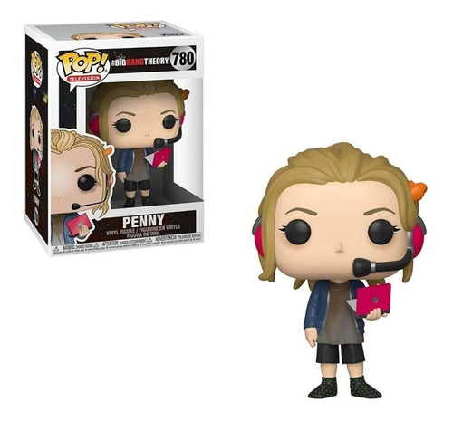 Figura Funko Pop The Big Bang Theory - Penny 780