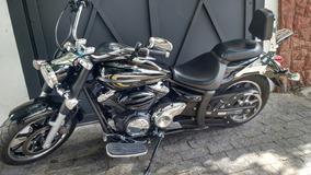 Yamaha Xv 950 2014 Impecável Troco Moto Financio 2014