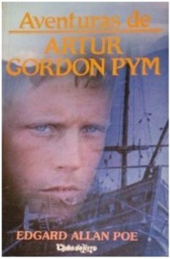 Livro - Literatura Estrangeira Aventuras De Artur Gordon Pym
