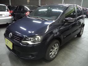Volkswagen Fox 1.0 Vht Trend Flex 5p Completo 2013 Azul