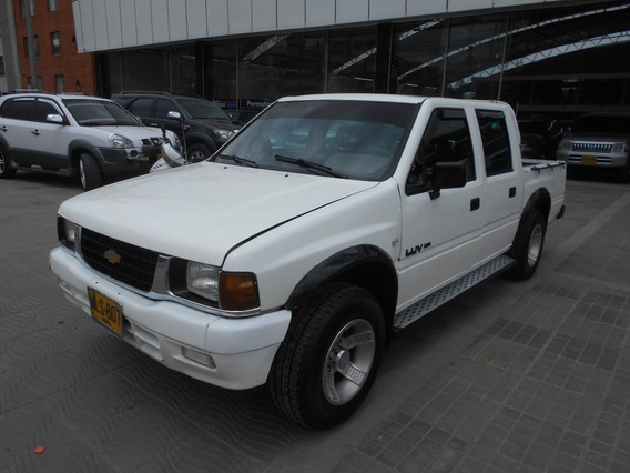 Chevrolet Luv Tfr Crew