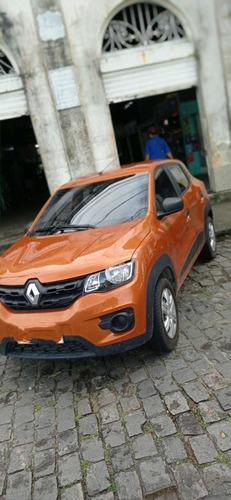 Imagem 1 de 5 de Renault Kwid 2021 1.0 12v Zen Sce 5p