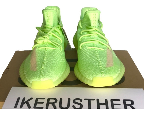 adidas Yeezy Boost 350 V2 Glow Beluga Clay Static 27.5 Mx