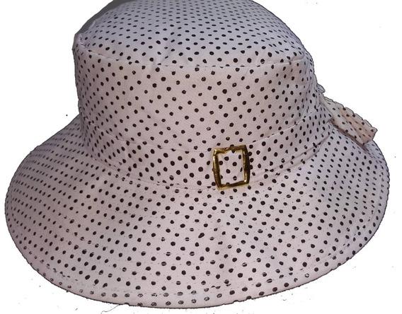 Sombrero ,piluso Capelina Dama X25 Unidad -2da Seleccion