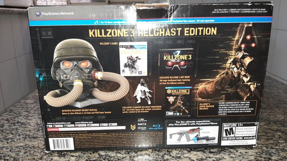 Killzone Helgast Collection Ps3 Original