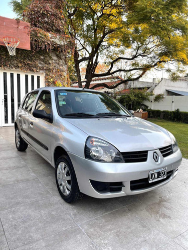 Renault Clio 1.2 Authentique Pack I 75cv 2012