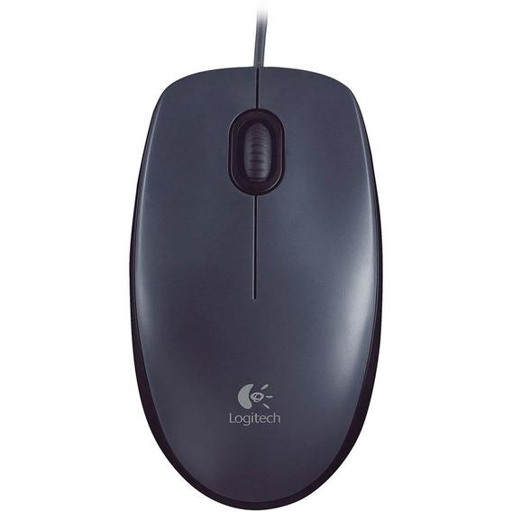 Mouse Logitech M90 Usb 910-004053