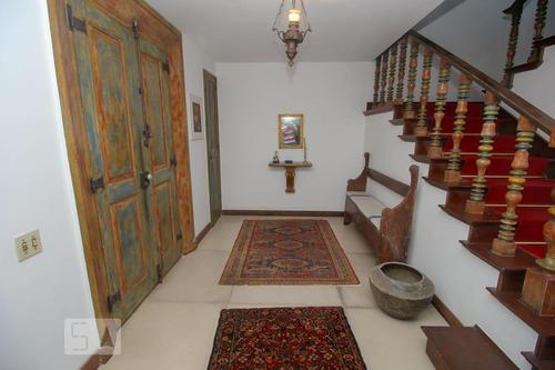 Casa Para Aluguel - Laranjeiras, 4 Quartos,  500 - 893333163