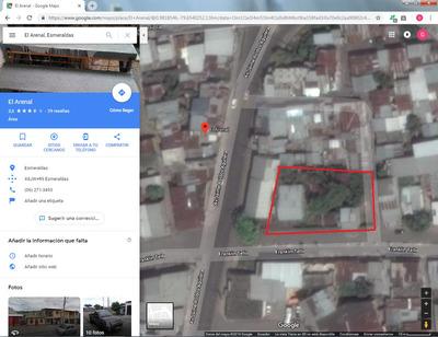 De Venta Terreno En El Barrio El Arenal