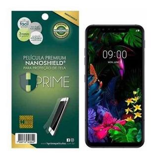 Pelicula Hprime LG G8s Thinq - Nanoshield