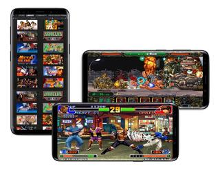 Emulador Neo Geo Android Pc Computadora Mega Pack