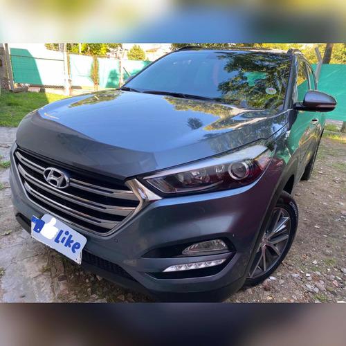 Hyundai Tucson 2.0 I Premium 2017