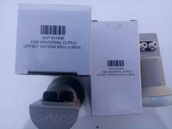 Lnb Duplo Universal Wnc Hd (unidade)