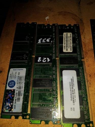 Memoria Ram Dim 128mb / Ddr / 333mhz