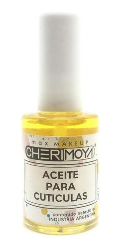 Aceite Para Cutitulas Cherimoya 10ml