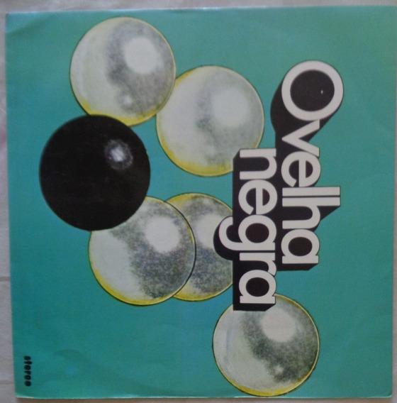 Lp Ovelha Negra 1975, Trilha Sonora Novela Tv Tupi Seminovo