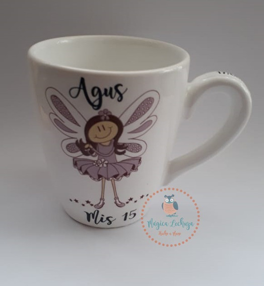 Souvenirs Personalizados En Ceramica Tazas