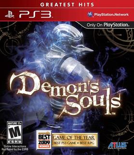 Demons Souls Ps3 Fisico + Envio Gratis