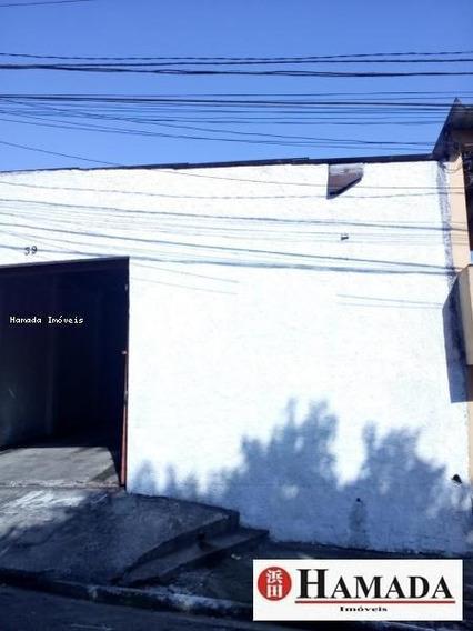 Galpão Para Venda Em São Paulo, Campo Grande, 2 Banheiros - 2316-gv