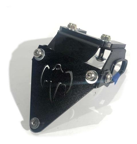 Imagen 1 de 4 de Portapatentes Fender Rebatible Kawasaki Er6n