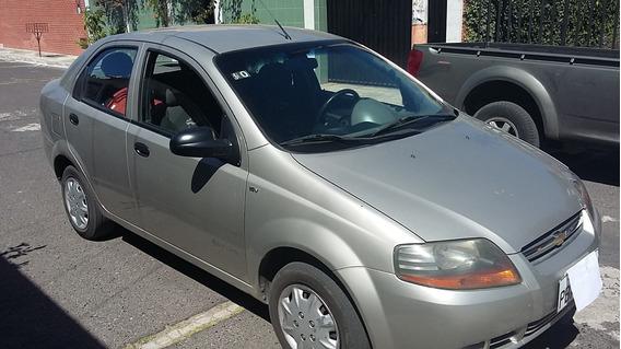 Chevrolet Aveo Sedan Año 2008. Motor 1.4