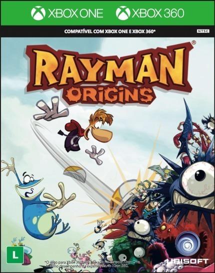 Rayman Origins - Xbox One - Xbox 360 - Lacrado