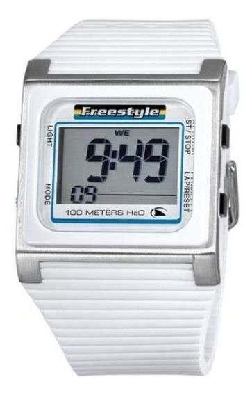 Relógio Freestyle Speed Dial Fs84852 - Branco
