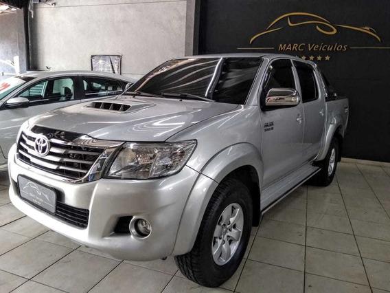 Toyota Hilux 3.0 Srv 4x4 Diesel 2015