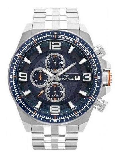 Relógio Masculino Cronógrafo Technos Skymaster Js15fd/1a